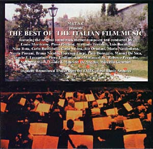 "Stefano Torossi, et al. - The Best Of Italian Film Music (2002) Digitmovies [Italy] (CDDM001), a compilation with ""L'Età del Malessere (Love Theme)"""