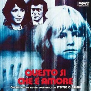 Stelvio Cipriani - Questo sì che è amore OST (2014 Reissue) (1978) CD [Italy] Beat Records Company (BCM9534)