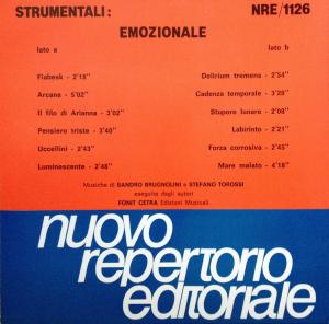Strumentali: Emozionale (1987)