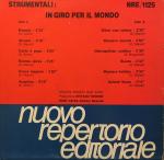 Strumentali: In giro il mondo (1987) Fonit Cetra (NRE 1125)
