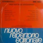 Stefano Torossi, Claudio Maioli, and Roberto Anselmi - Strumentali - Per Tutte Le Occasioni (1989) Nuovo Repertorio Editoriale [Italy] (NRE 1203)