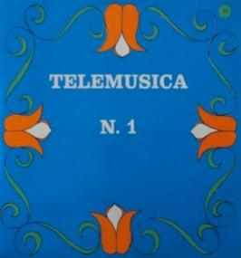 Stefano Torossi - Telemusica No. 1 (1970s) Metropole Records [Italy]