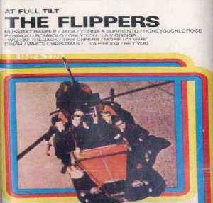 The Flippers - At Full Tilt (1981)