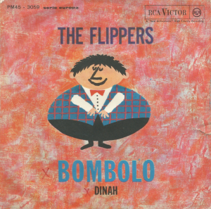 The Flippers - Bombolo - Dinah (1962) RCA [Italy] (PM45 3059)