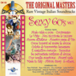 The Original Masters - Rare Vintage Italian Soundtracks - Sexy 60's Vol. 1 (2007) compilation