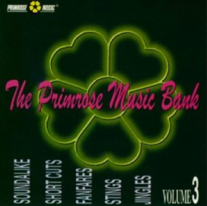 The Primrose Music Bank Vol. 3 (1995?) Primrose Music (PRCD 082)