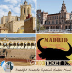 Ticket To Madrid (2015) Lounge Music Cocktail