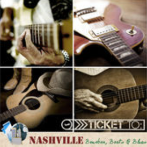 Ticket To Nashville: Bourbon, Boots & Blues (2015) Lounge Music Cocktail