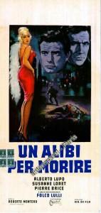 Un alibi per morire (1962) poster