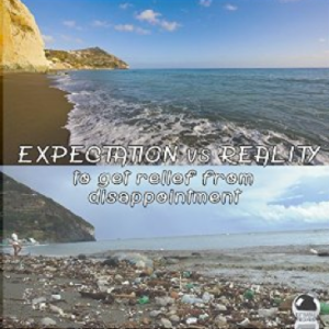 Various Artists - Expectation vs. Reality - To Get Relief from Disappointment (2016) ExtraBall Records