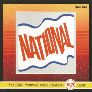 Various Artists - National (1992) RCA