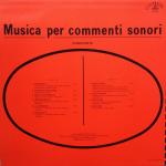 Antonio Sechi and Stefano Torossi - Musica per commenti sonori - Pianoforte (1986) Costanza Records [Italy] CO 8603