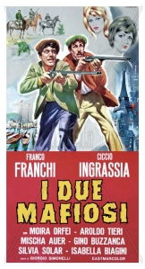 movie poster for I due mafiosi (The Two Mobsters) (1963)