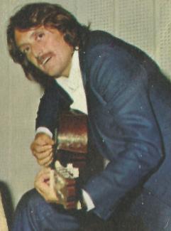 Stefano Torossi from Questo si che è amore (1977) 45 sleeve crop