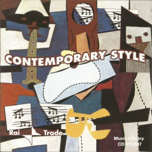 Stefano Torossi et al. - Contemporary Style (2003?) Rai Trade