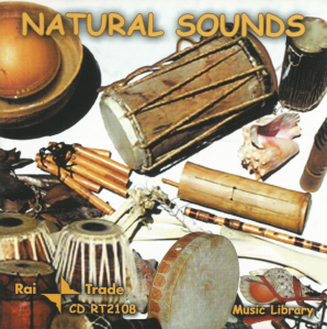 Natural Sounds Rai Trade (CD RT 2108)