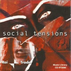 Stefano Torossi et al. - Social Tensions (2003?) Rai Trade