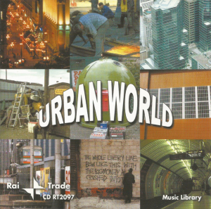 Luca Proietti - Urban World (2003) Rai Trade