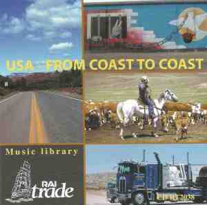 Alessandro Facchini, Piero Montanari, and Stefano Torossi - USA - From Coast To Coast (1999) Rai Trade