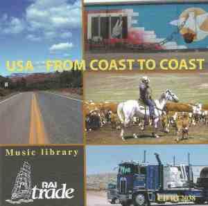 Alessandro Facchini, Piero Montanari, and Stefano Torossi - USA - From Coast To Coast (1999) Rai Trade