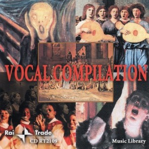 Vocal Compilation (2006?) Rai Trade (CD RT2109)