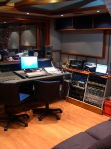 24 Gradi Recording Studio in Rome, Italy