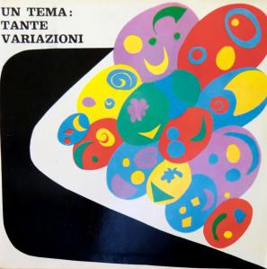 Fotriafa (aka Stefano Torossi) - Una tema tante variazioni (early 1970s) Lupus Records