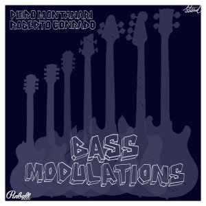 Roberto Conrado, Piero Montanari, and Antonino Scuderi - Bass Modulations (2010 Reissue) Pinball Music (1973)