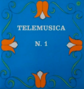 Stefano Torossi - Telemusica N. 1 (early 1970s) Metropole Records