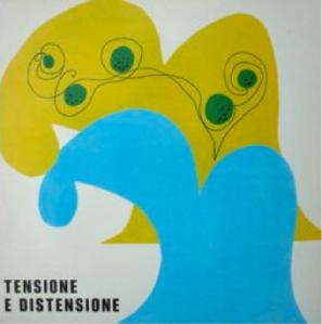 Stefano Torossi - Tensione E Distensione (1970s) Lupus Records [Italy] (Lus 217)