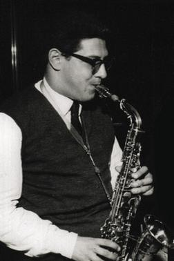 Sandro Brugnolini (photo from Discogs.com)