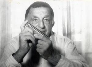 Franco de Gemini (photo from siae.it)