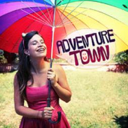"""Jasmine Tommaso - """"Adventure Town"""" 2011 Single"""