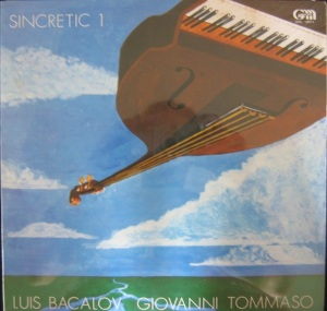 Luis Bacalov and Giovanni Tommaso - Sincretic 1 (1979)