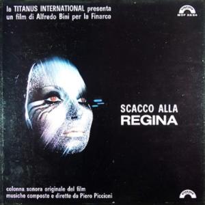 Piero Piccioni - Scacco alla regina OST (2008 Reissue) Cinevox Record (1969)