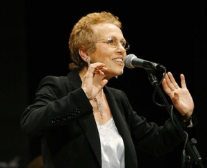 Edda Dell'Orso (photo from Festival Internazionale Castelfidaro in 2007)