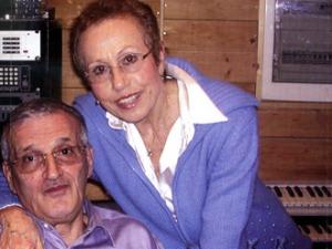 Giacomo and Edda Dell'Orso on their 50th wedding anniversary (photo from http://www.mariareginamundi.org)