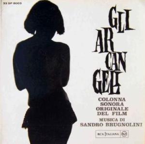 Sandro Brugnolini - Gli Arcangeli OST (1962) RCA