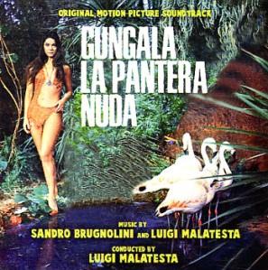 Sandro Brugnolini - Gungala la pantera nuda OST (1968)