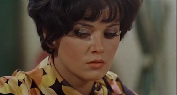 Femi Benussi as SImone in Omicidio per vocazione (1968)