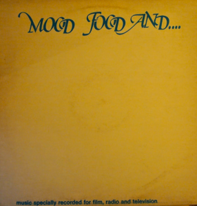 Green Guitar Group - Mood Food And …. (1970s) Jubal