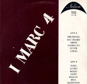 I Marc 4 - I Marc 4 (1970) Nelson Records [G.L.P. 1002)