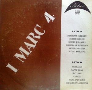I Marc 4 - I Marc 4,