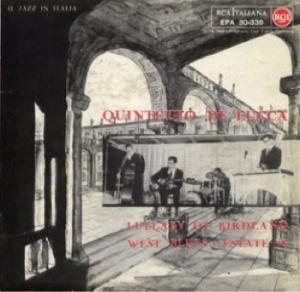 Quintetto Di Lucca - Quintetto Di Lucca (1959) RCA