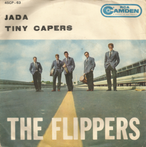 The Flippers - Jada : Tiny Capers (1960) RCA