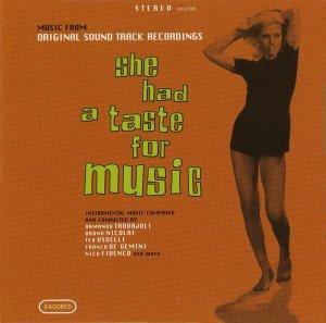 She Had a Taste For Music (1999) Dagored