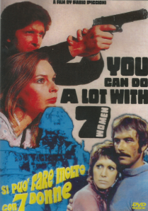 Fabio Piccioni's You Can Do A Lot With 7 Women (1971) DVD