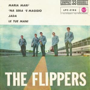 The Flippers - Maria mari' / 'Na sera 'e maggio / Jada / Le tue mani (1960s) (EP)