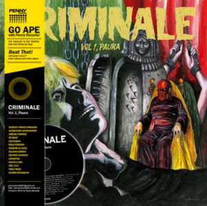Criminale Vol. 1, Paura (2012) Penny Records