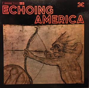 Giovanni Tommaso and Stefano Torossi -Echoing America (1970) Sermi cover